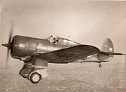 FMA CURTISS HAWK 75-0