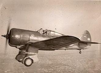 Argentine Air Force - FMA-built Curtiss-Hawk 75O