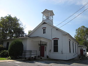 Conoy Township, Lancaster County, Pennsylvania - Falmouth is a village in the township