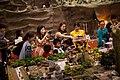 Family enjoying MinNature treasure hunt.jpg