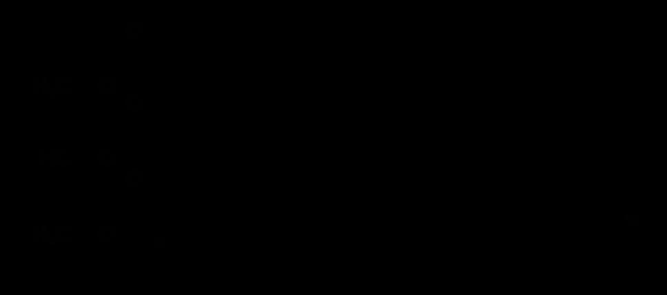 Fat triglyceride shorthand formula