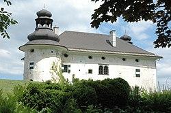 Feldkirchen Gradisch 1 Schloss Gradisch 11062006 444.JPG