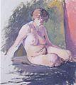 Felix Esterl - Sitzender Akt - ca1923.jpeg