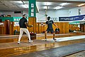 Fencing training at Athenaikos fencing club.jpg