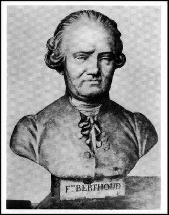 Ferdinand Berthoud - Ferdinand Berthoud