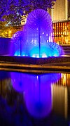 Ferrier Fountain, Christchurch City, New Zealand 07.jpg
