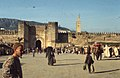 Fes 12th Century Kasbah gate. Coca cola bottle (37086037033).jpg
