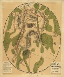 Battle of Gettysburg - Wikipedia