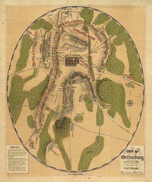 Map 1863