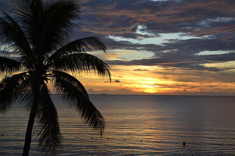 File:Fiji Sunset (6753938267).jpg