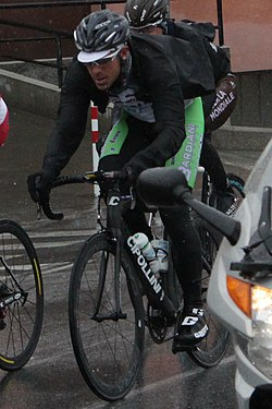 Filippo Fortin, Milan-Sanremo 2013, Savona.jpg