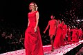 Finale Walk at The Heart Truths Red Dress Collection 2010.jpg