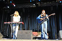 First Aid Kit - Folklore Wiesbaden - 2009-08-30 02.jpg