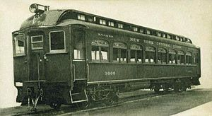 Jackson and Woodin Manufacturing Company - The first all-steel passenger car