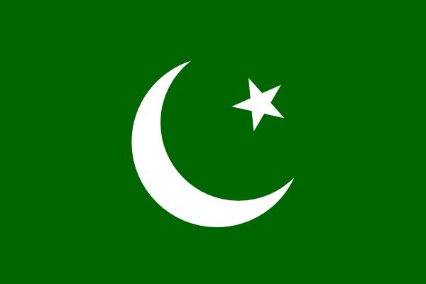Flag of Muslim League