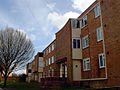 Flats on Maskelyne Avenue, Manor Farm - geograph.org.uk - 143635.jpg
