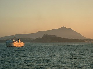 Phlegraean Islands island group
