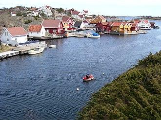 Flekkerøy - Image: Flekkerøya 1
