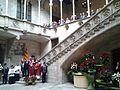 Flickr - Convergència Democràtica de Catalunya - Benedicció de roses al Palau de la Generalitat.jpg