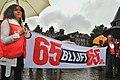 Flickr - NewsPhoto! - Protest tegen AOW-plannen in Amsterdam.jpg