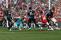 Flickr - Ronnie Macdonald - Goal mouth fracas.jpg