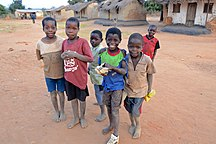 Malawi-Demografi-Fil:Flickr - ggallice - Village boys