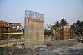 Flyover Under Construction - Indian National Highway 34 and Railway Crossing - Bhabta - Murshidabad 2013-03-23 7334.JPG