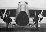 Fokker F.32 nose L'Aéronautique December,1929.jpg