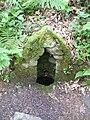 Fontaine à dévotion; bonne fontaine 3 de Courbefy , Bussière-Galant, Haute-Vienne, France.jpg