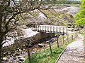 Footbridge over Ashfold Side Beck - geograph.org.uk - 433175.jpg