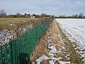 Footpath by the reservoir - geograph.org.uk - 1158528.jpg