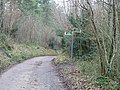 Footpath through Covert Wood - geograph.org.uk - 328693.jpg