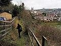 Footpath to Bridgetown - geograph.org.uk - 1090601.jpg