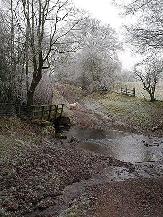 Ratlinghope - Image: Ford, Ratlinghope geograph.org.uk 1112765