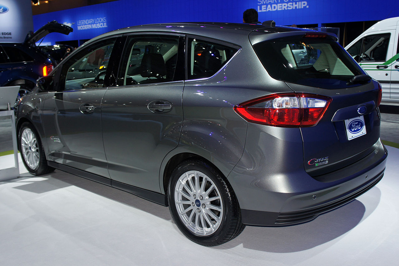File Ford C Max Energi Was 2012 0568 Jpg Wikimedia Commons