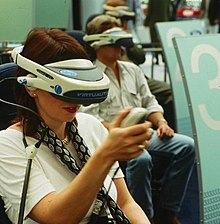 Virtuality (gaming) - Wikipedia