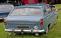 Ford Zephyr 213E Abbott Estate rear.jpg