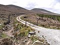 Forest road at Tawnaghmore - geograph.org.uk - 1854776.jpg