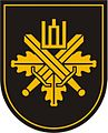 Former insignia of the National Defence Volunteer Forces (Lithuania).jpg