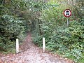 Former road at New Mills - geograph.org.uk - 261126.jpg