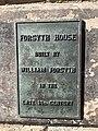 Forsyth House Cromarty plaque.jpg
