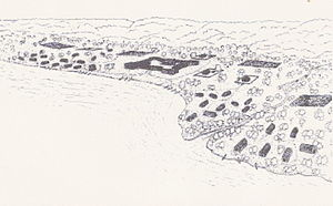Fort Crevecoeur - Fort Pimiteoui (Old Peoria) circa 1702