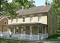 Fort Sisseton commanding officer quarters from NE 1.jpg