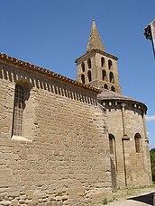 France-Abbaye de Saint-Papoul-Eglise.jpg