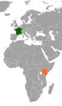France Kenya Locator.png