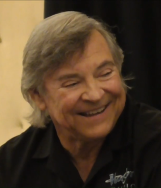 Frank Welker - Welker at the 2015 Rhode Island Comic Con
