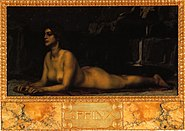 Franz von Stuck Sphinx