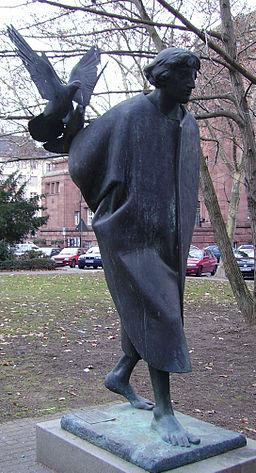 Franziskus-Statue Mannheim