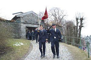 Fredriksberg Fortress - Nordnæs Bataillon