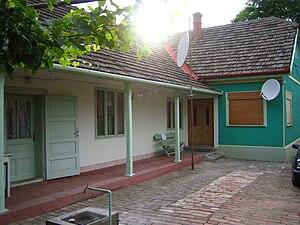 Johnny Weissmuller - Weißmüller homestead, Freidorf